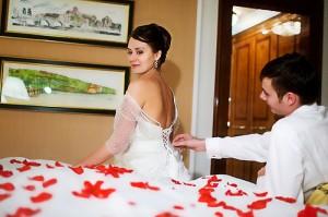 عکس عروس شب