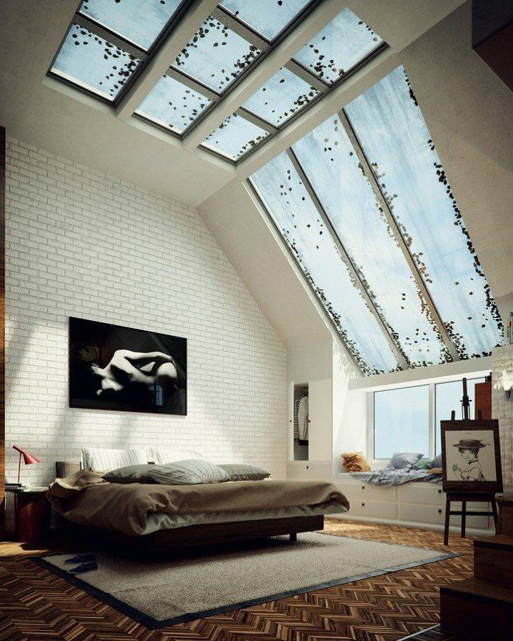 زیبایی سقف های شیشه ایروی این قسمت کلیک کنید تا تصویر را در انداره واقعی 718در897پیکسل ببینید.  سومین نوع گسترش سقف شیشه ای در قرن ...